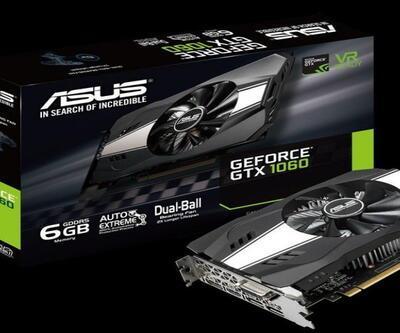 Asus GeForce GTX 1060 6GB Phoenix  göz dolduruyor