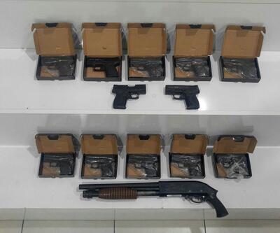 Polisten silah ticareti operasyonu