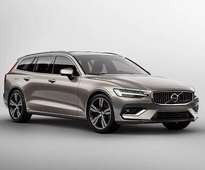 Yeni Volvo V60 station fotoğrafları