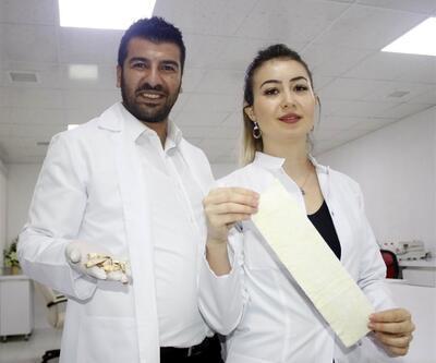Kimyager çift, TSK için kan durduran sargı bezi ve yaraları iyileştiren jel üretti