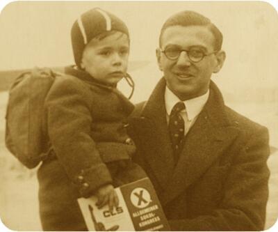 2. Dünya Savaşı öncesi yüzlerce çocuğun hayatını kurtaran kahraman