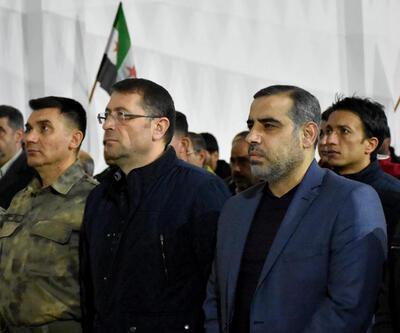 El Bab'ın kurtuluşunun 1. yılı kutlandı