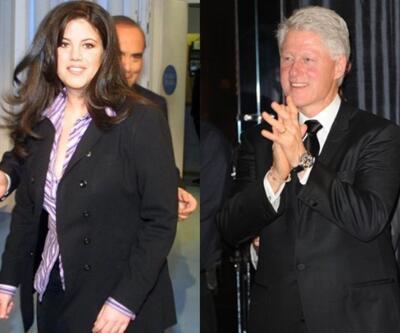 Monica Lewinsky'den yıllar sonra gelen Clinton itirafı