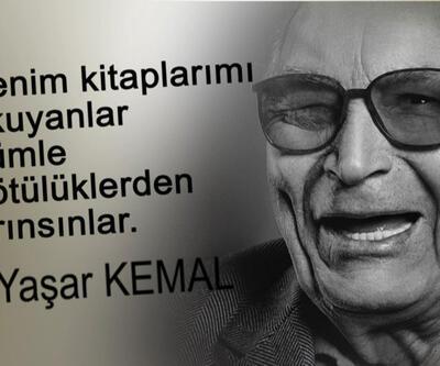 Edebiyatın çınarı Yaşar Kemal'in ölümünün 3. yıl dönümü