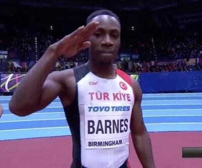 Emre Zafer Barnes finalde