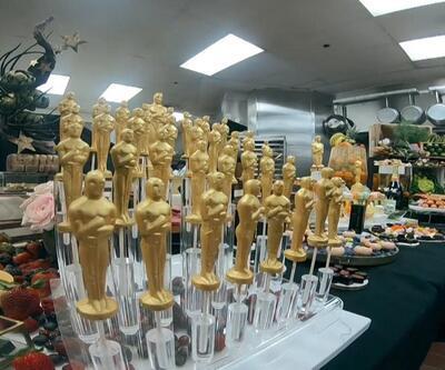 Oscar menüsünde Türk lezzetleri