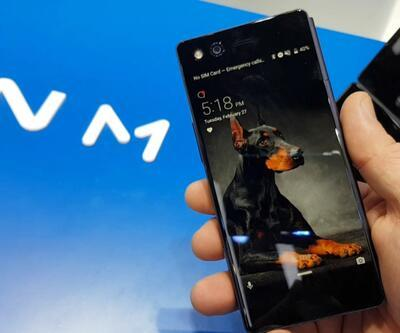 ZTE Axon M çift ekranlı telefona ilk bakış
