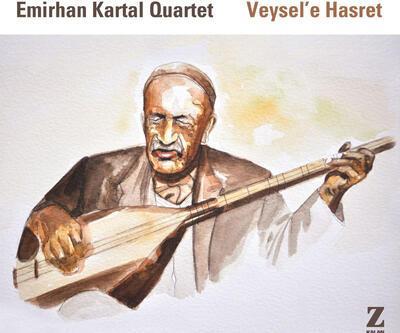 Emirhan Kartal'dan, ölümünün 45. yılında Aşık Veysel'e saygı albümü