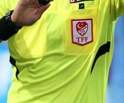 Spor Toto 1. Lig 8. hafta hakemleri açıklandı