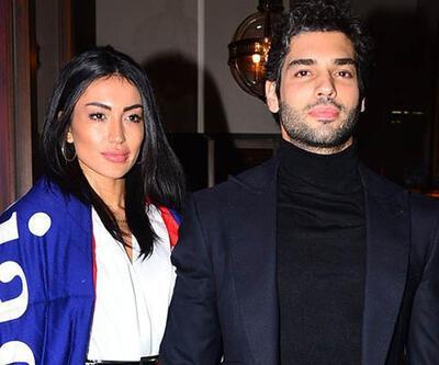 Şükrü Özyıldız ve Rabia Yaman nişanlandı