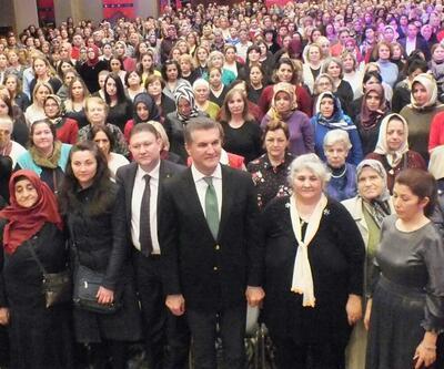 Mustafa Sarıgül'den Kadınlar Günü'nde adaylık sinyali