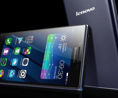 Powerbank gibi telefon! Lenovo 5S