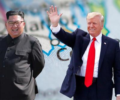 ABD Başkanı Donald Trump' Kuzey Kore lideri Kim Jong-un ile görüşecek