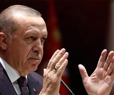 Cumhurbaşkanı Erdoğan'dan Moodys'e not tepkisi