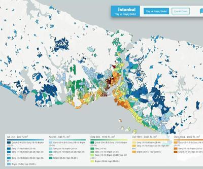 İstanbul'un sosyal haritası çıkarıldı