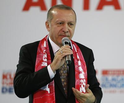 Cumhurbaşkanı Erdoğan: Bira festivalleri yapılan Antalya aslına rücu etti
