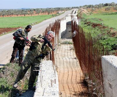 Teröristler tünelleri yarım bırakıp kaçtı