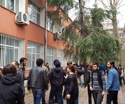 İstanbul Üniversitesi'nde olay: 22 gözaltı