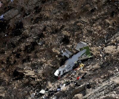 İran'da düşen Türk uçağı ile ilgili 'bir kişi kayıp' iddiası! Cenazeler Adli Tıp'ta