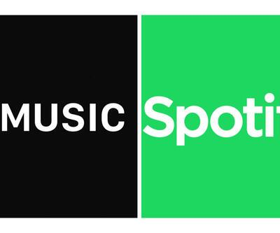 Apple Music ve Spotify'de son durum