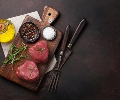 Kırmızı eti tüketirken bunlara dikkat!