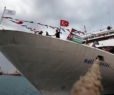 Mavi Marmara gemisinin adı 'Erdoğan Bey' oluyor: Artık kamyon taşıyacak