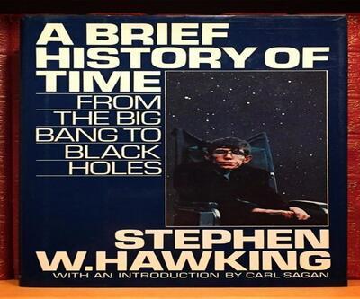 Hawking'in kitabı en çok satanlar listesine girdi
