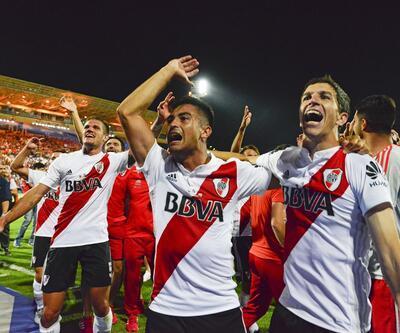 Dev derbide zafer River Plate'in