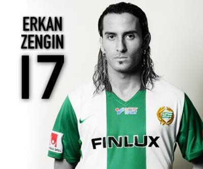 Erkan Zengin yuvaya döndü