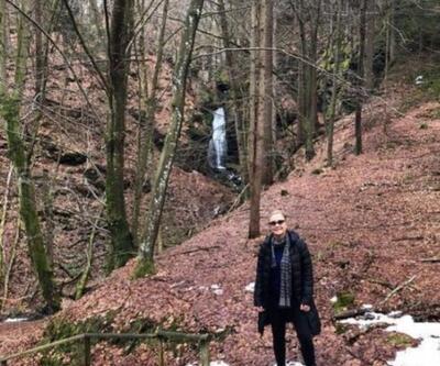Berna Laçin ormanda kayboldu
