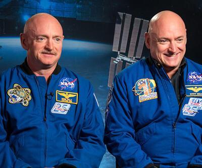Scott Kelly'nin uzayda DNA'sı değişti