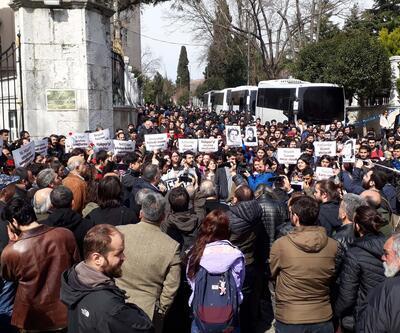 16 Mart 1978'de öldürülen öğrenciler anıldı