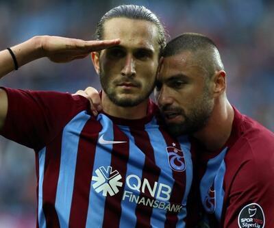 Trabzonspor 4-1 Yeni Malatyaspor / Maç Özeti