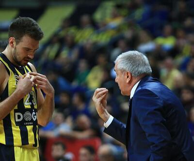 Fenerbahçe kazandı, Marko Guduric rekor kırdı