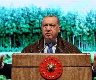 Cumhurbaşkanı Erdoğan'dan sert Münbiç açıklaması: Hodri meydan