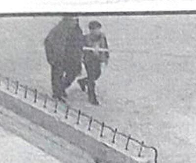 69 yaşındaki adamın Suriyeli çocuğa tacizi tren garının kameralarına yakalandı