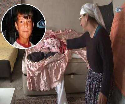 Bozuk baza düştü, 10 yaşındaki çocuk sıkışıp öldü