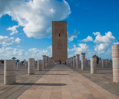 """Yarım kalmış tarih: """"Hassan Kulesi"""""""