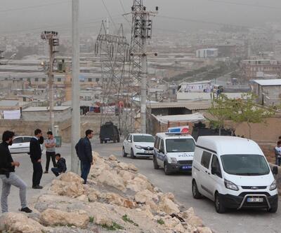Şanlıurfa'da okul yoluna bombalı tuzak