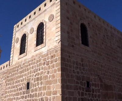 Tarihi Mor Aho Manastırı ziyarete açıldı