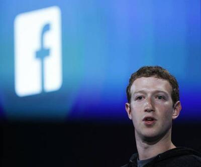 Zuckerberg'in Facebook paylaşımları yok oldu