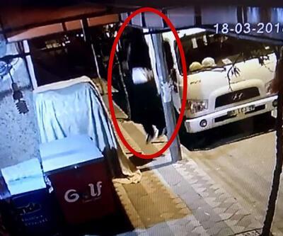 İstanbul'da gasp: Ev sahibi kadın uyandı hırsızla göz göze geldi