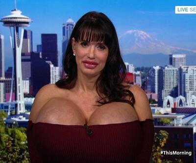 Dünyanın en büyük göğüsleri onda! Hala büyütmek istiyor