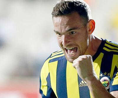 Fenerbahçe'de Janssen geri dönüyor