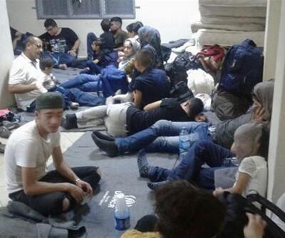 Göçmen kaçıran şebekeye 8 ilde operasyon: 29 gözaltı