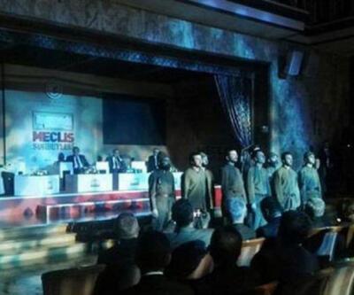 'TBMM'de kadın tiyatrocuları sahneye çıkarmadılar' iddiası
