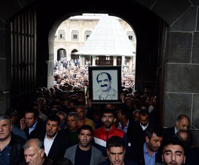 'Zaza Şehmuz'u binlerce kişi uğurladı