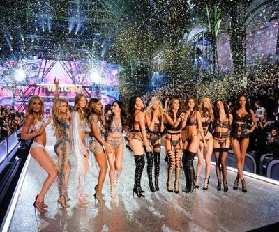 Victoria Secret meleği gözaltına alındı
