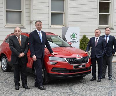 Skoda 35 bin araç satmak istiyor