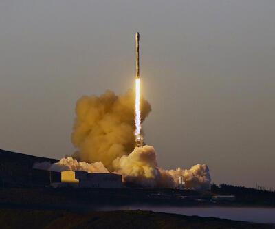 SpaceX kullanılmış roketle uzaya kargo kapsülü yolladı